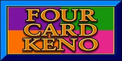 Four Card Keno slot machine