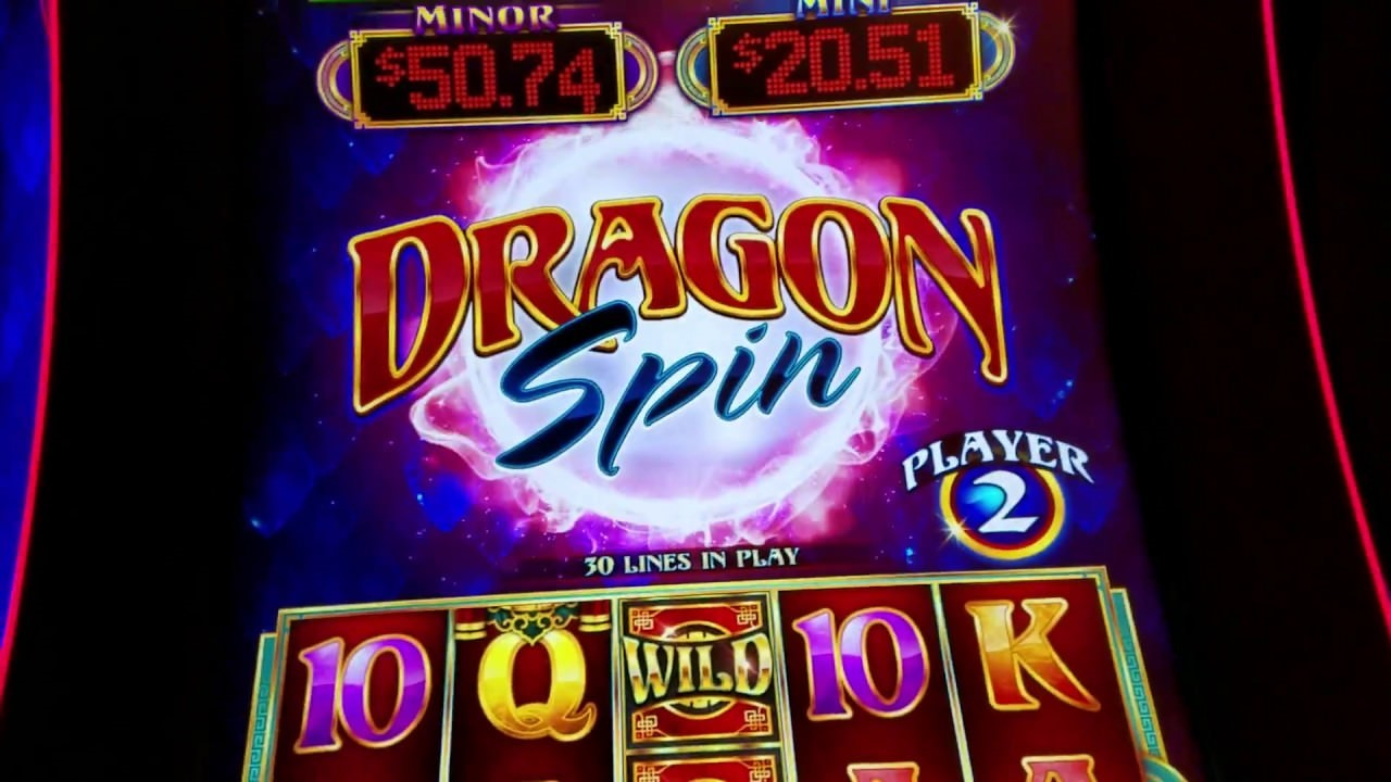 Dragon Spin image