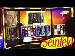Seinfeld slot machine