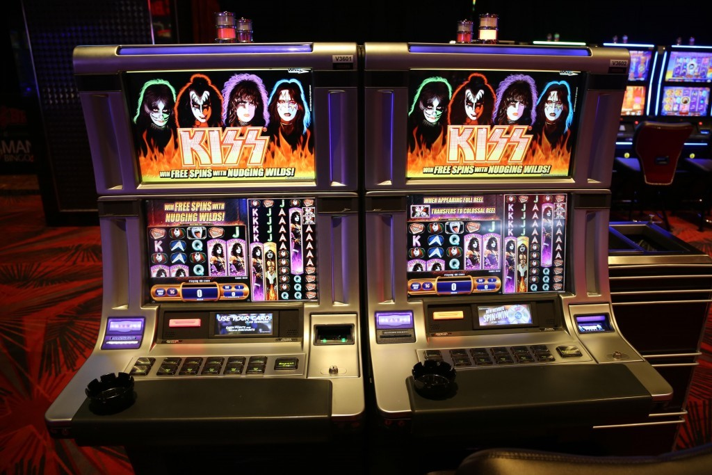 Casino near naples italy