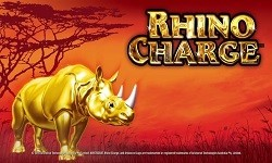 Rhino Charge slot machine
