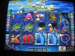 Mystical Mermaids slot machine
