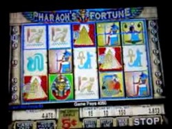 Pharaohs Fortune slot machine