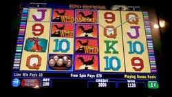 Red Rooster slot machine