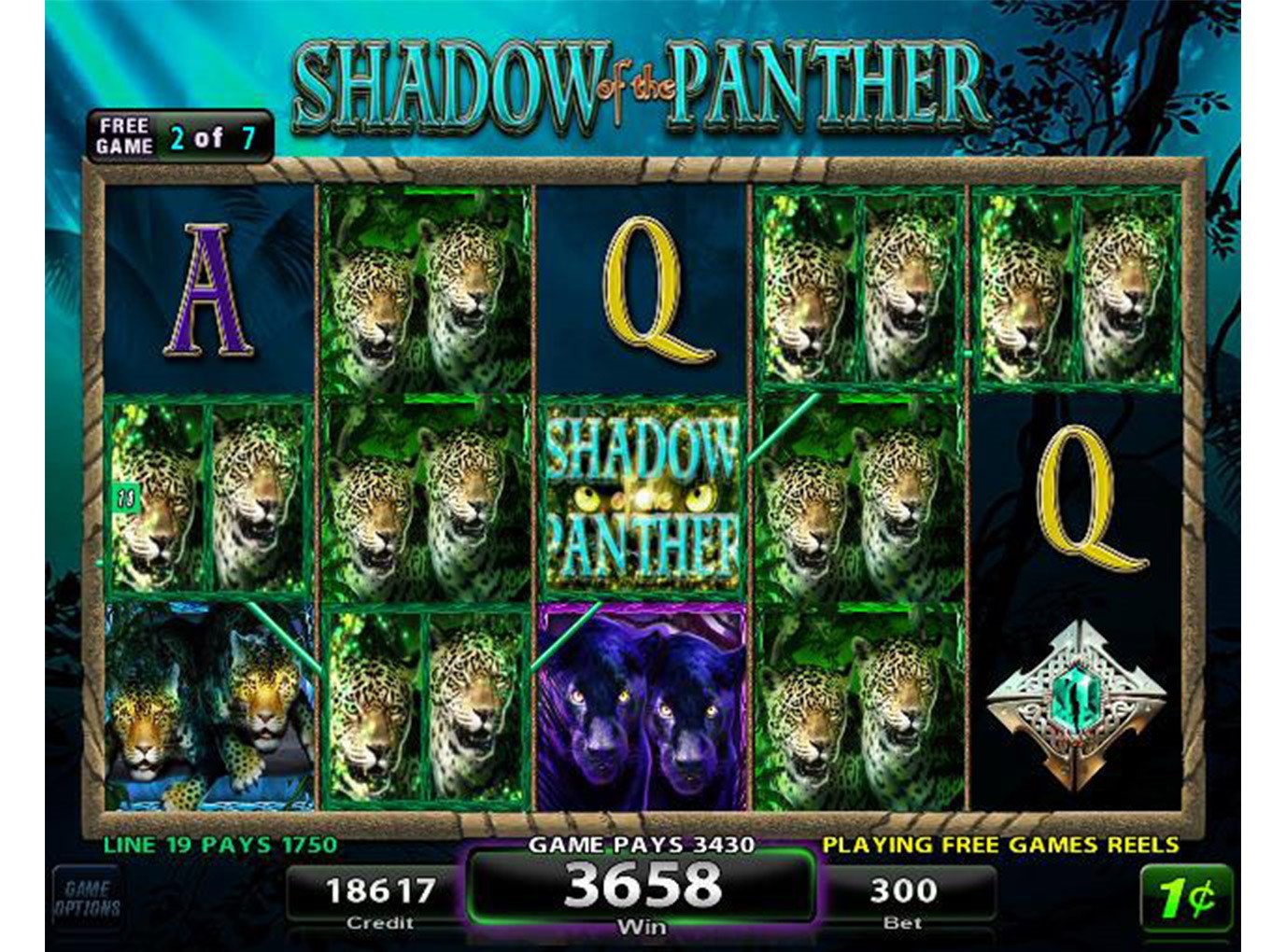 Shadow Of The Panther image
