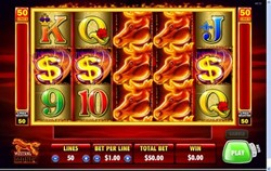 Mustang Money 2 slot machine