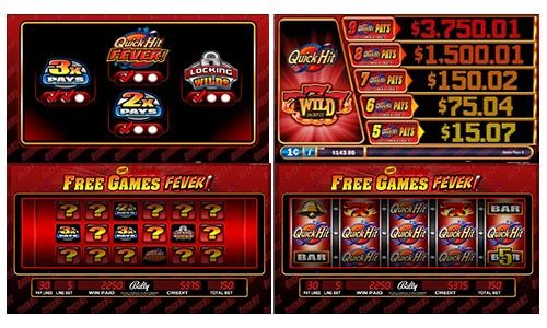 Quick Hit Free Games Fever