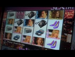 Sex And The City Multiplay slot machine