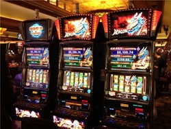 Double Dragon Frenzy slot machine