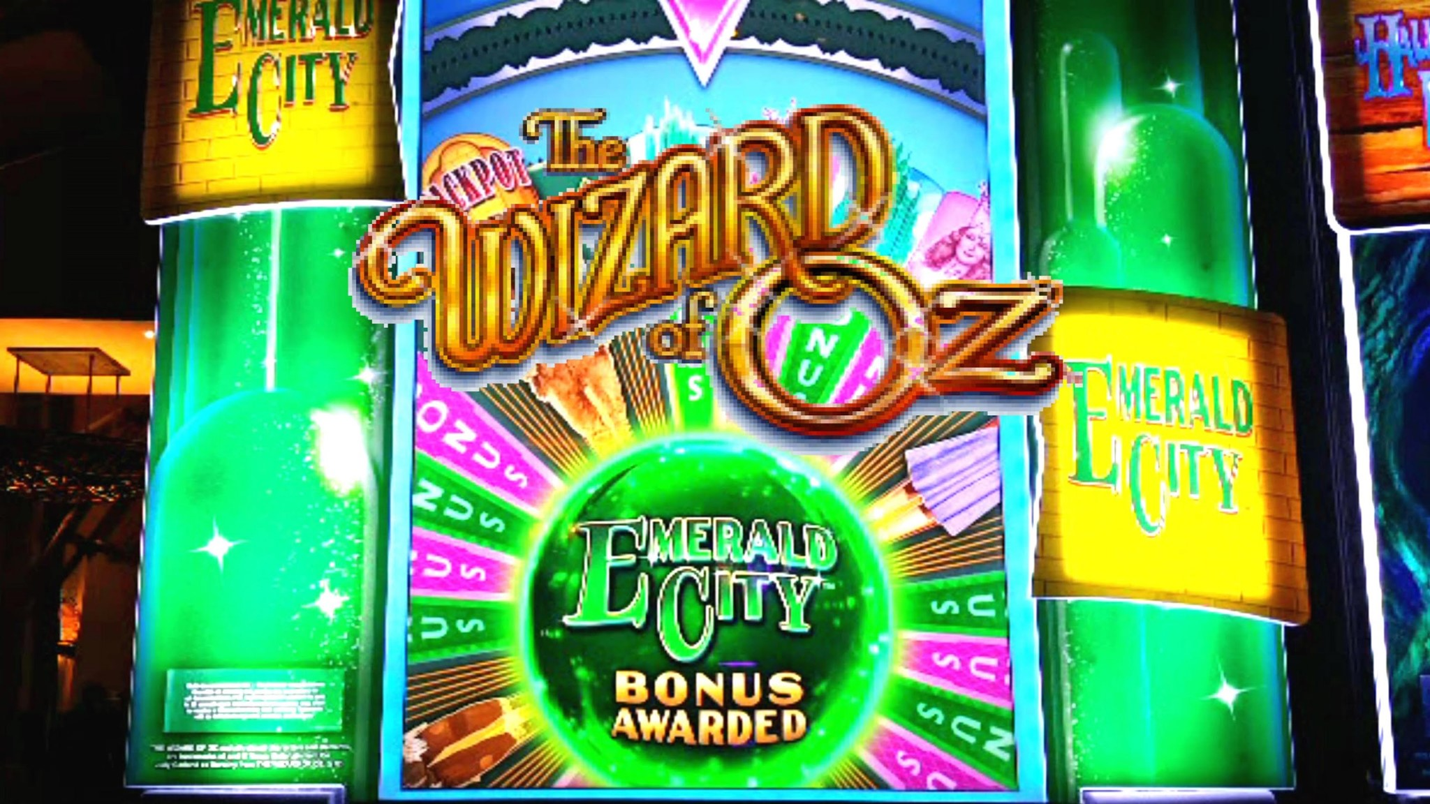 Wizard Of Oz-Emerald City image