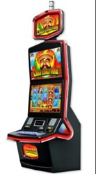 Chili Chili Fire slot machine