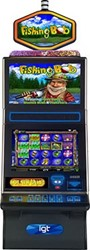 Fishing Bob slot machine