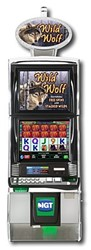 Wild Wolf slot machine