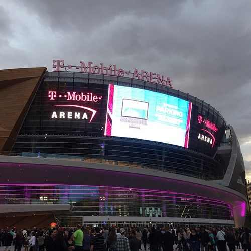 T-Mobile Arena image