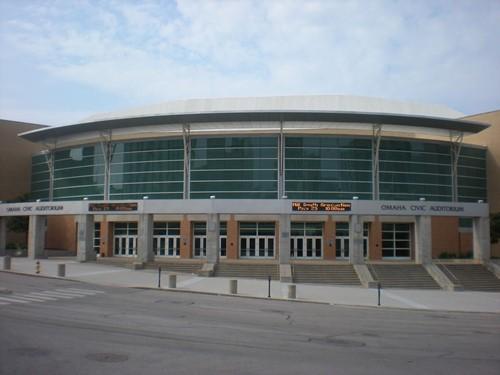Omaha Civic Auditorium Arena image