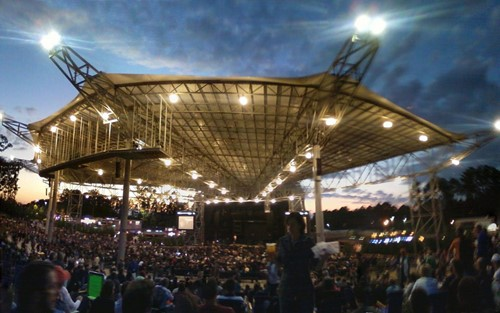 Verizon Wireless Amphitheatre at Encore Park image