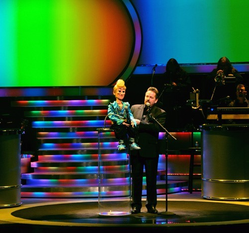 Terry Fator Theatre at the Mirage image