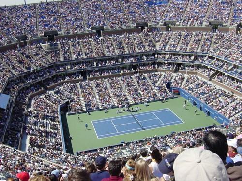 Arthur Ashe Stadium image