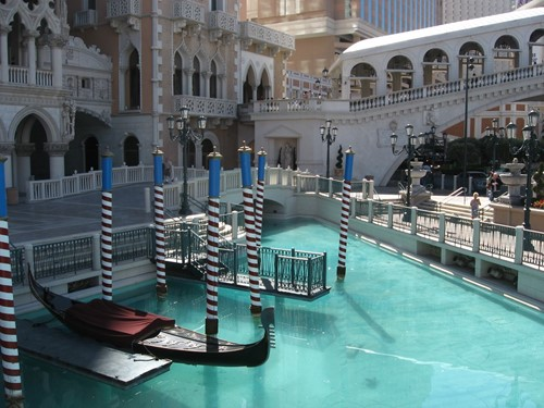 The Venetian Hotel Theatre image