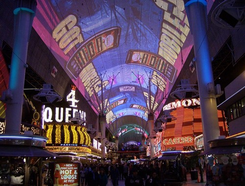 Downtown Las Vegas image