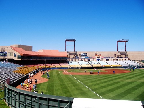 Cashman Field image