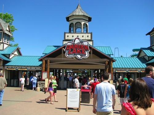 Darien Lake Theme Park Resort image