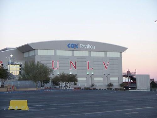 Cox Pavilion image