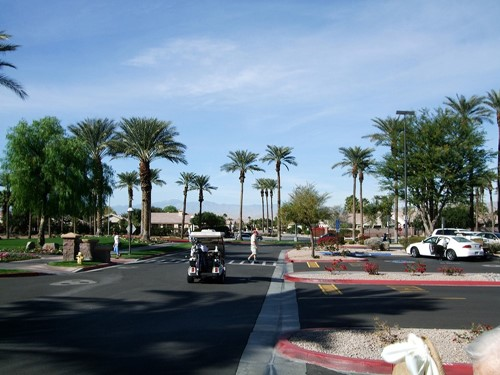 Sun City Palm Desert Mountain View Clubhouse image