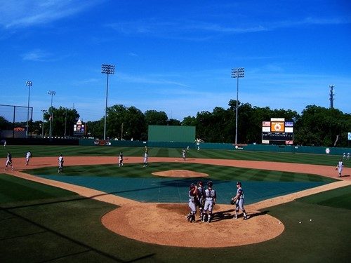 Allie P Reynolds Stadium image