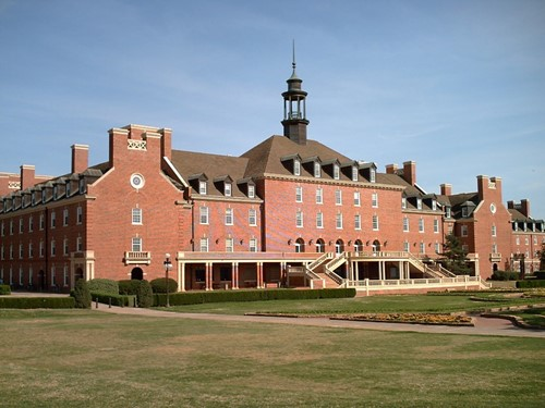 Oklahoma State Student Union Theatre image