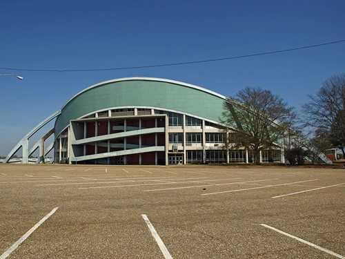Garrett Coliseum image