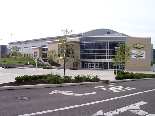 Covelli Centre image