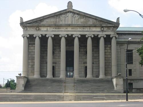 Stambaugh Auditorium image