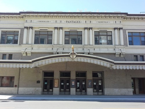 Pantages Playhouse Theatre image