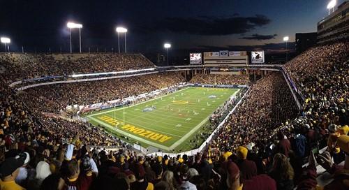 Sun Devil Stadium image