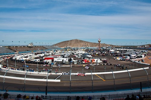 Phoenix International Raceway image