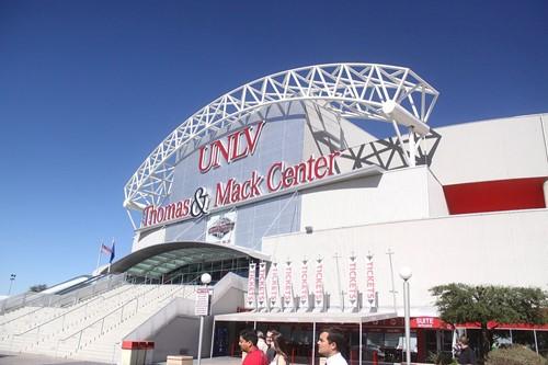 Thomas & Mack Center image
