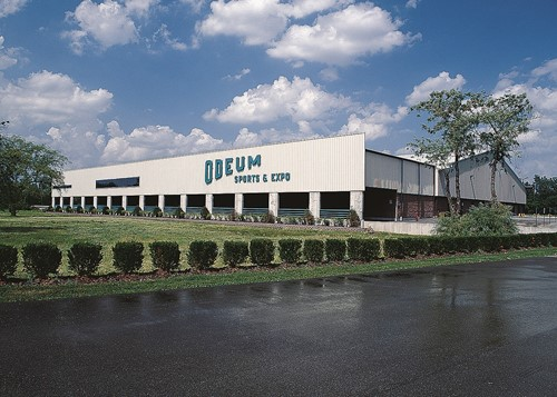 Odeum Expo Center image