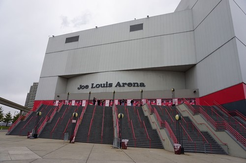 Joe Louis Arena image