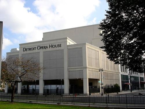 Detroit Opera House image
